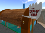 Bikini Bottom - The Krusty Krab