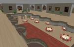 Capulet Castle Interior
