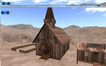 Red Dead Redemption-inspired Church