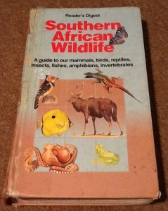 A book on Southern African Wildlife, by the Reader's Digest Association